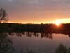sunset_luiro kuva